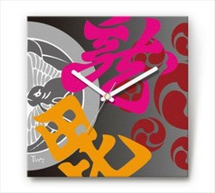 Sengoku Design Fabric Wall clock Interior Kenshi Uesugi - $99.99