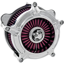 Roland Sands Design Chrome Turbine Air Cleaner For Harley 0206-2038-CH - $395.95