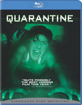Quarantine (Blu-ray/Ws 1.85 A/Dd 5.1/Eng-Sub/Fr-Sp-Po-Both)