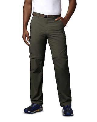 Primary image for Columbia Men's Big-Tall Silver Ridge Convertible Pants - Choose SZ/Color