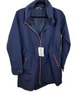 NWT Athleta Womens Misty Water Resistant Jacket Blue Sz Small - $135.75