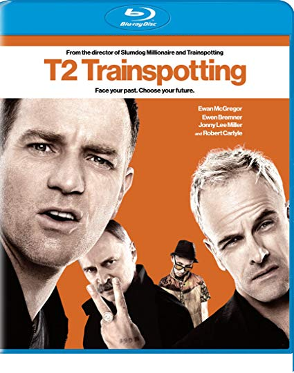 T2 Trainspotting (Blu-ray Disc, 2017)