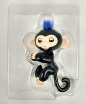 WowWee Fingerlings Fingerling Interactive Baby Monkey Finn Black Toys Ho... - $17.82