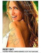Reba Sky Signed Autographed 'To Richard' Glossy 8x10 Photo - COA Matchin... - $29.69