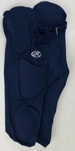 Rawlings Integrated 7 Pad Belted Protection Football Pant Youth Boy's XL... - $25.73