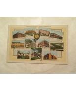 Nebraska Postcard Creighton University Omaha NE - $5.99
