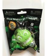 CUPCAKE GLOW IN DARK GITD FNAF FIVE NIGHTS AT FREDDY SQUISHME FOAM BAG S... - $12.19