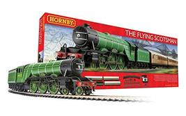 Hornby The Flying Scotsman A1Class #4472 OO Train Set image 12