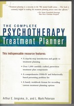 The Complete Psychotherapy Treatment Planner Series in Clinical Psychology  - $8.91