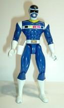 WORKS! Vintage 1997 Bandai Power Rangers In Space Blue Lightstar Action Figure - $14.95