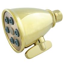 "Made to Match 2-1/4"" Diameter Adjustable Shower Head, Satin Nickel - $24.68"