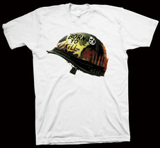 Full Metal Jacket T-Shirt Stanley Kubrick, Matthew Modine, R. Lee Ermey,... - $14.99+