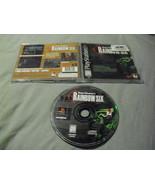 Tom Clancy's Rainbow Six  (PlayStation, 1999) - $5.99