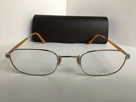 New Oliver Peoples OV1068 5035 Gold 49mm Men's Eyeglasses Frames Japan - $169.99