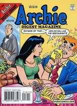 Archie Digest Magazine #216 VF/NM; Archie | save on shipping - details inside - $2.50