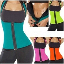 Women Sweat Enhancing Waist Training Corset Waist Trainer Sauna Suit Hot... - $39.95
