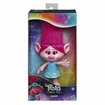 1 Trolls World Tour Poppy or Branch doll 10 inch figure figurine Hasbro toy   - $13.75