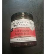 Terrapin Ridge Farms Hot Pepper Bacon Jam 10.5 oz Jalapeno Red Pepper Bacon - $10.65