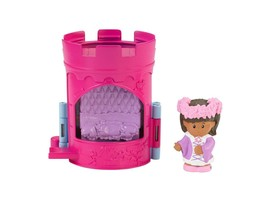 Fisher-Price Little People Maid Marian Pop Open Castle image 2