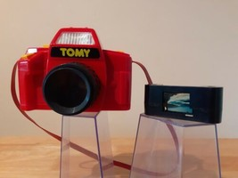 Vintage Tomy Toy Camera Rare HTF! Item Like A View master - $38.37