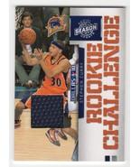 2009-10 Panini Season Update Stephen Curry Rookie Challenge Jersey Warriors - $76.99