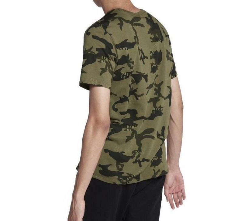 Men's Nike Camo  T-Shirt Tee Sizes Large-XL