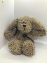 Boyds Bears In The Attic Stuffed Plush Dog Brown #1364 1991-94 - $11.88