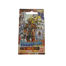 Bandai Digital Monster Card Game Starter Ver 7 the Warriors Digimon Frontier TCG - $69.00