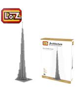 1 box LOZ Burj Khalifa Building Blocks - $32.95