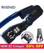 Crimper RJ45 Tool EZ RJ45 Network Tool Rj45 Crimper RJ45 Cable Crimping ... - $51.62
