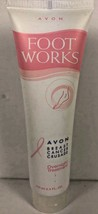 Avon Foot Works Overnight Treatment Cream 3.4 fl oz Breast Cancer Crusade - $8.90