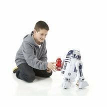 Star Wars 94254 R2-D2 Interactive Astromech Droid, 17.1 x 11.7 x 11.5-Inch image 6