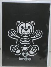 Lovepop LP1593 Halloween Bear Pop Up Card White Envelope Cellophane Wrap image 1