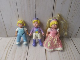H5 FISHER PRICE Loving Family Dollhouse Once Upon a Dream Castle Prince Princess - $19.79