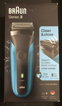 Braun Series 3 310s Wet & Dry Electric Shaver - $22.87