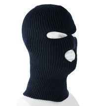 3 Hole Full Face Ski Mask Winter Beanie Balaclava Hood Tactical Snow Hat Cap Lot image 4