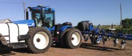 2008 NEW HOLLAND T9020 For Sale In Mclean, Nebraska 68747 image 3