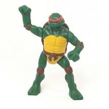 """2007 Raphael Raph 4"""" McDonald's Action Figure #5 Teenage Mutant Ninja Turtles - $3.95"""