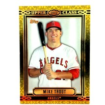 Mike Trout 2014 Topps Upper Class Insert #UC2 MLB LA Angels - $9.85