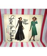 Vintage 1978 Vogue American Designer Diane von Furstenberg #1730 Fabulou... - $5.00