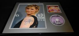 Jennifer Nettles Signed Framed 16x20 Sugarland CD & Photo Display  - $186.99