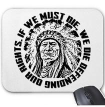 Sitting Bull Native American 1 - Mouse MAT/PAD Amazing Design - $12.21