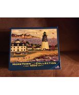 Hometown Collection 1000 Piece Jigsaw Puzzle, Cardboard - $3.99