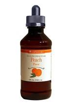 LorAnn Super Strength Peach Flavor, 4 ounce bottle - Includes a Child... - $18.34