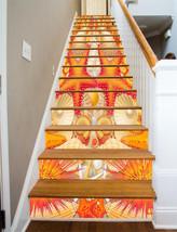 3D Sterne-Meer 66 Stair Risers Dekoration Fototapete Vinyl Aufkleber Tapete DE - $85.64+