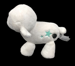 Carters Child of Mine Lamb Wind Up White Plush Musical Crib Toy 2015 Lovey - $19.79