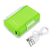 Reiko Power Bank 4000Mah with 25CM Micro USB Cable - Retail Packaging - ... - $19.20