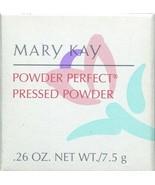 Brand New Mary Kay Powder Perfect Pressed Powder Bronze - #6253 - NOS - $5.93