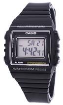 Casio Digital Alarm Chronograph W-215h-1avdf W-215h-1av Unisex Watch - $28.50
