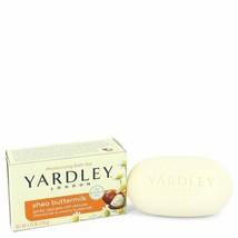 FGX-550623 Yardley London Soaps Shea Butter Milk Naturally Moisturizing Bath ... - $11.83